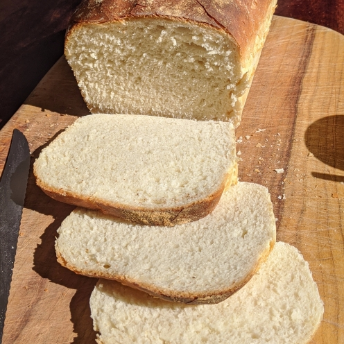 Easy home made bread