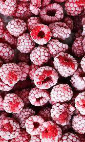 raspberries frozen
